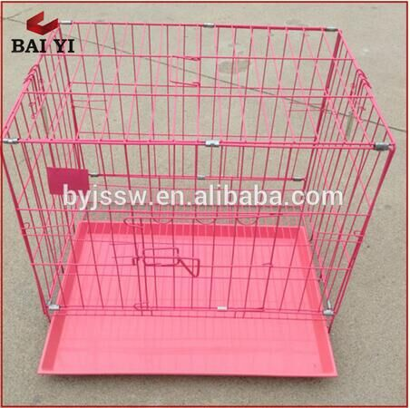 Cheap Welded Wire Dog Cage For Malaysia