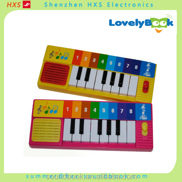 hot selling piano toy