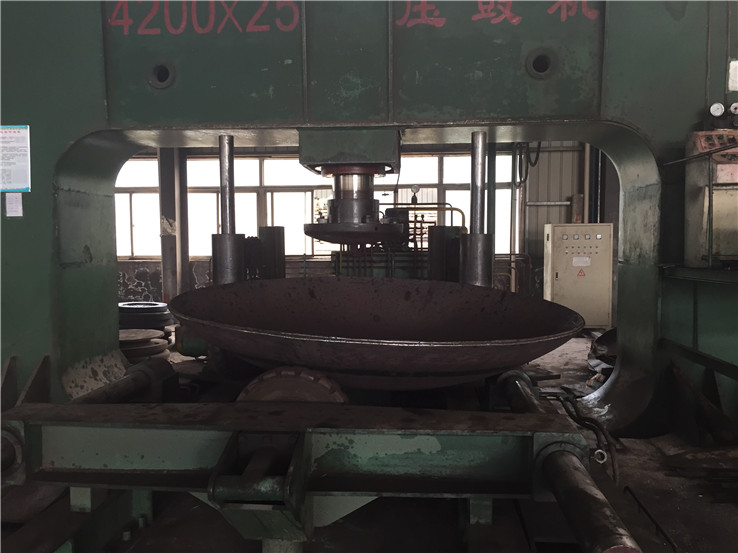 carbon steel conical head with customized size
