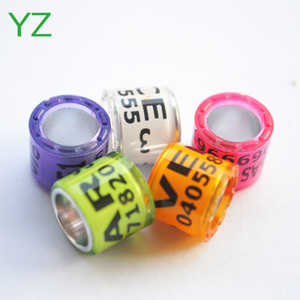 2015 Newest Bands Supply By YZ brand pigoen rings loft