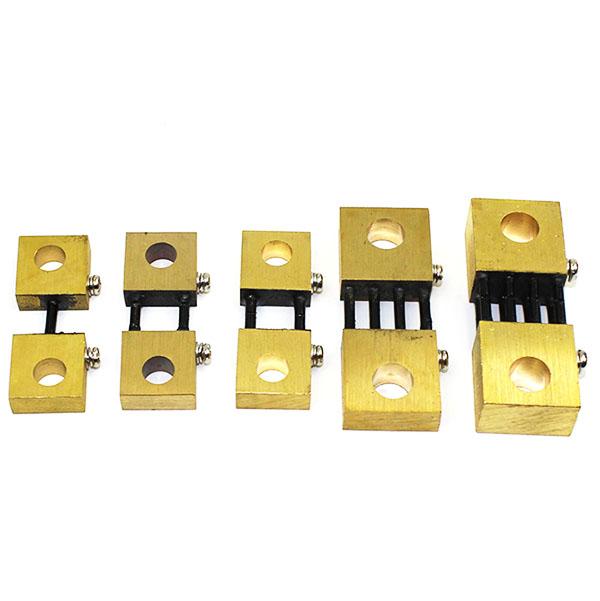 250A 75mV DC AC Current Shunt Resistor For Digital Amp meter Analog Meter