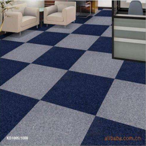 Soundproof Carpet Floor Tiles Office