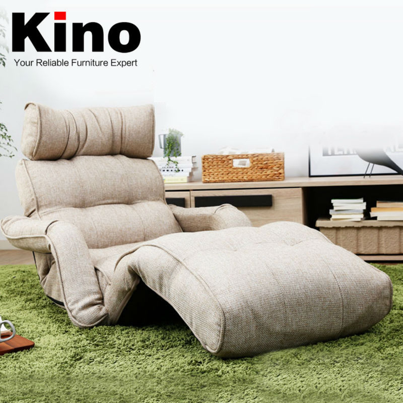 Kino 2016 New <strong>Modern</strong> linen Fabric Sofa for Sale, <strong>Modern</strong> recliner folding sofa chair for house living