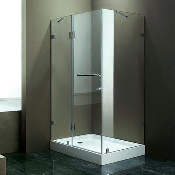 Home Depot Strong Hinge L Shape Gl Shower Cabin Jl711