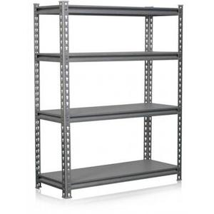 Customize industrial storage metal steel rack boltless shelving units