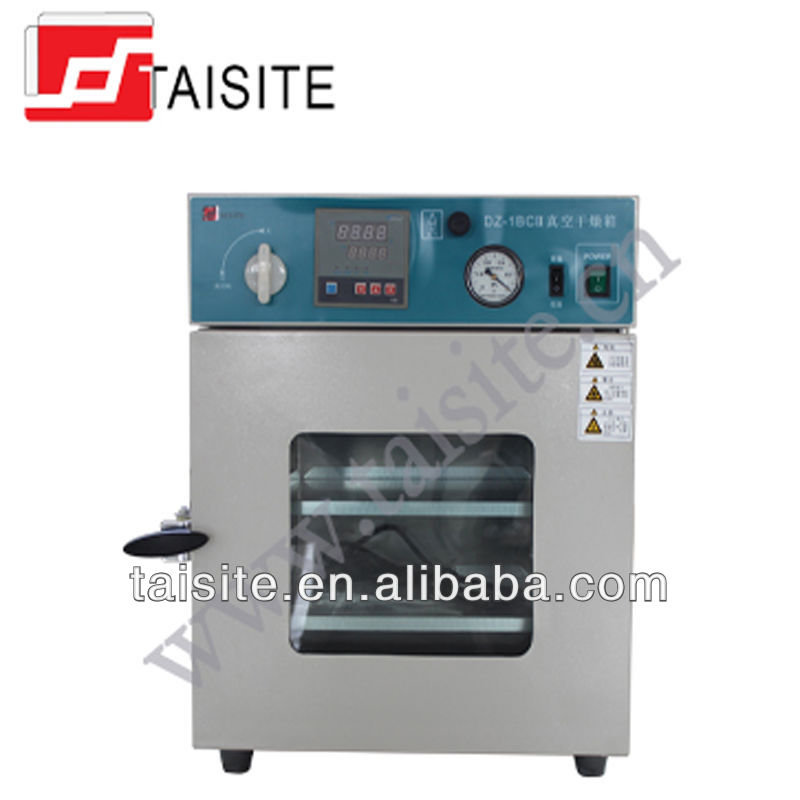 lab electrode desktop vacuum drying oven /drying oven manufacture CE