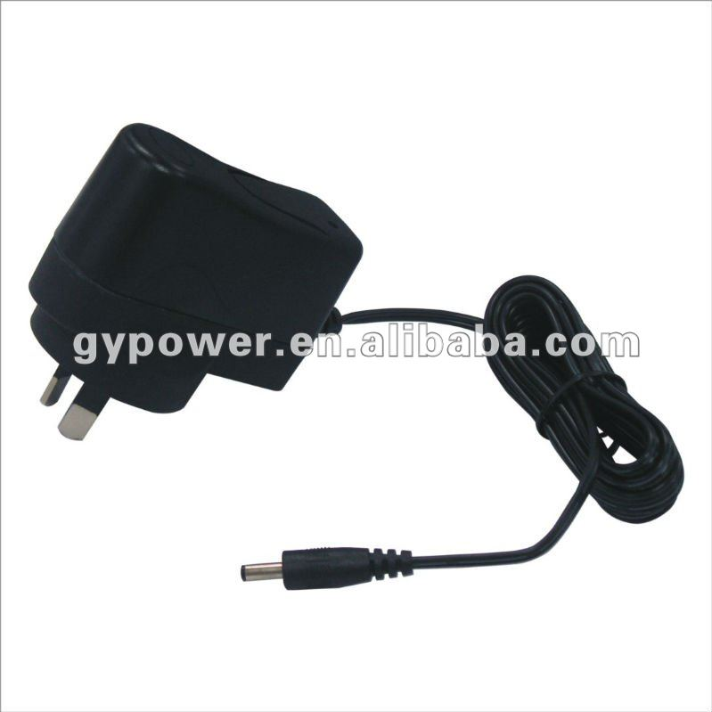 12V/1A Argentina Wall Mount Adaptor, 90 to 264V AC Input Voltage, 47 to 63Hz Input Frequency