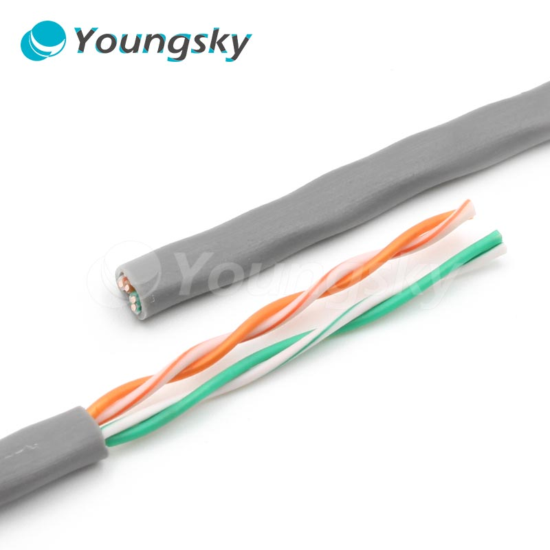 Telephone Cable Color Code Roll Rj11 4 Core Telephone Cable - Buy ...