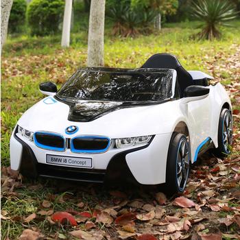 Hot Jual Kualitas Terbaik Anak Anak Berlisensi Bmw I8 Mini Motor