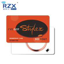 Professional Maker Printable T5577 Chip Smart RFID Hotel Key Card