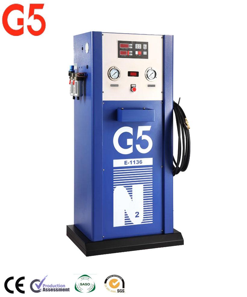 G5 Nitrogen Inflator Vacuum Workshop N2 inflator Manufacturers Tyres Motorcycle Accessories Light Truck  Car Tire Air Pump Model