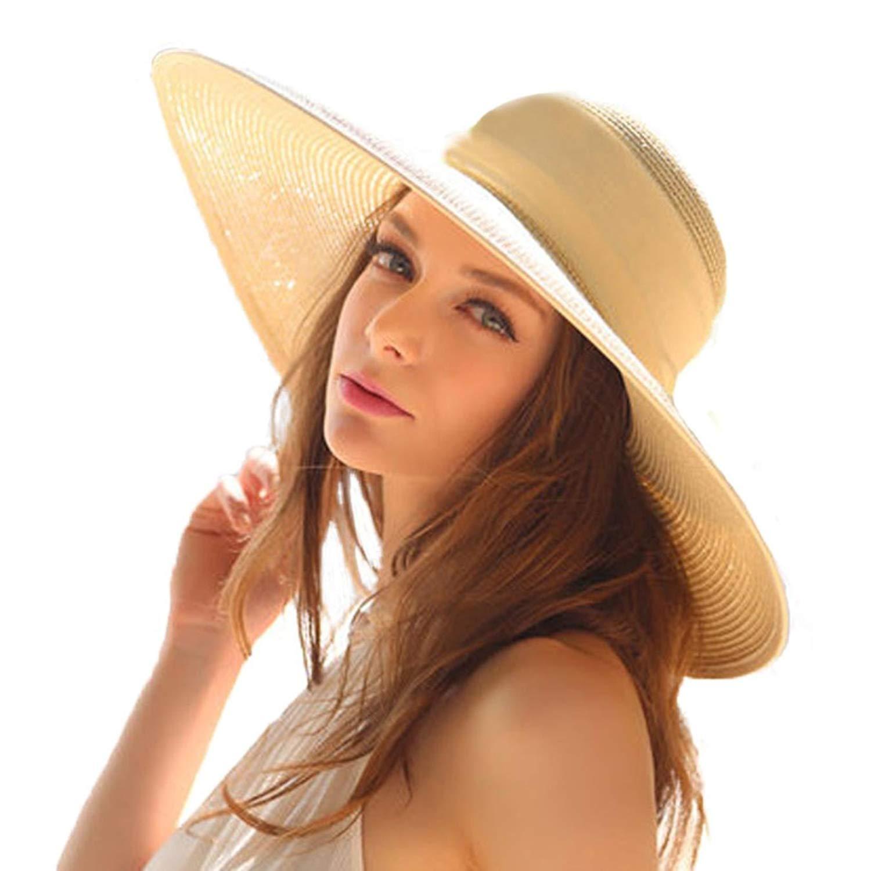 2018 New Bow Lace Sun Hats For Women Wide Birm Panama Beach Hat Summer Girls Bucket Caps Womens Flowers Bone Chapeu Feminino Durable In Use Women's Hats