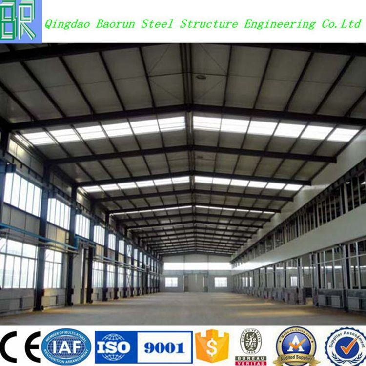 low cost frame industrial steel structure fabricated warehouse
