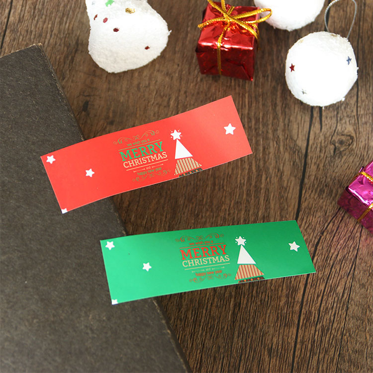 Christmas Seal Printing bottle food label sticker, custom adhesive bottle logo sticker labels,logosticker printing custom,