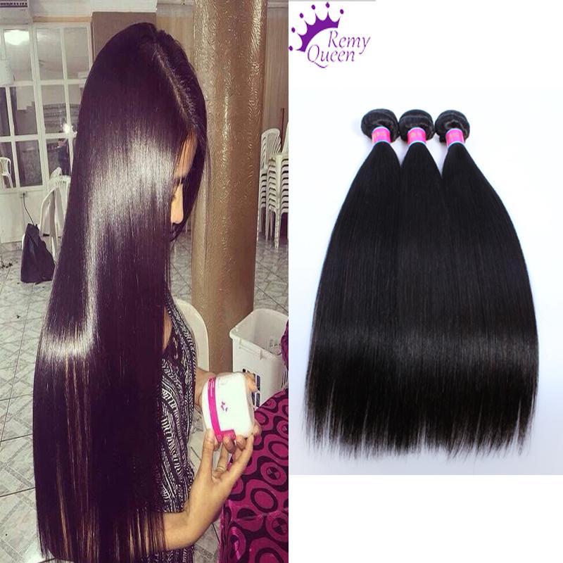 3 Bundles Indian Virgin Hair Straight 8a Unprocessed Virgin Hair 100 Human Hair Weaving Indian Straight