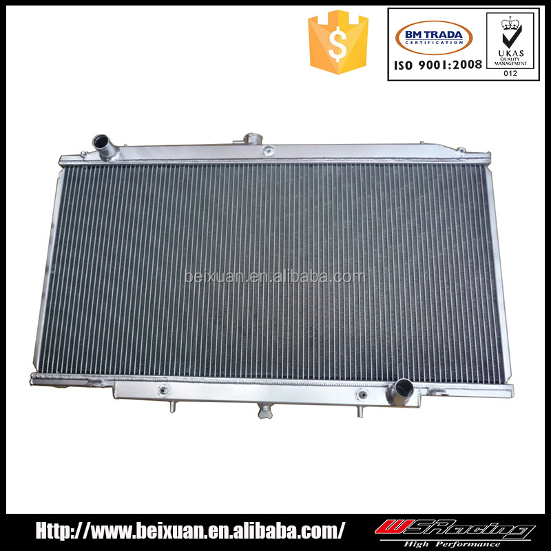 for Nissan Patrol Y61 radiator big aluminium performance radiator
