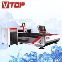 1530 black metal/sheet metal/advertising/Hardware Industry cnc laser cutting machine price