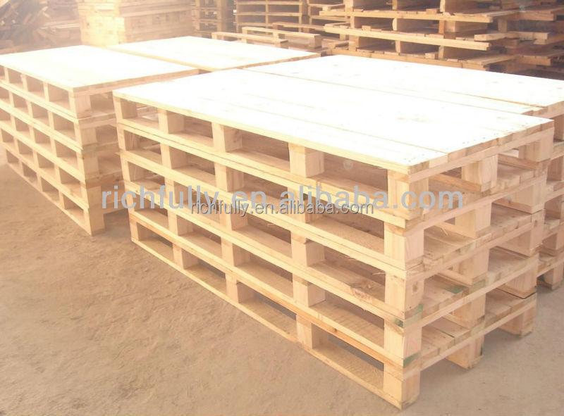 אולטרה מידי מכירה ישירה במפעל גואנגדונג אירו מחיר מזרן עץ, משטח עץ-משטחים-מספר JC-65