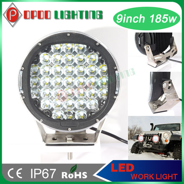auto driving lights, ARB offroad 5w cree 9inch auto driving lights