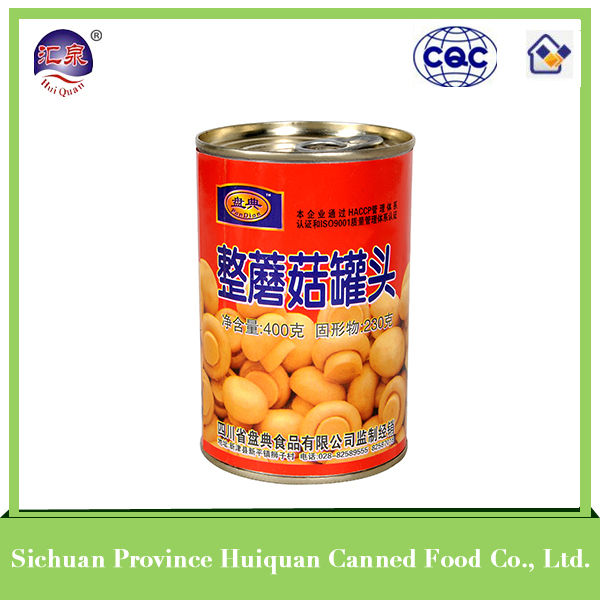 Wholesale products china canned mushroom canned food canned vegetable
