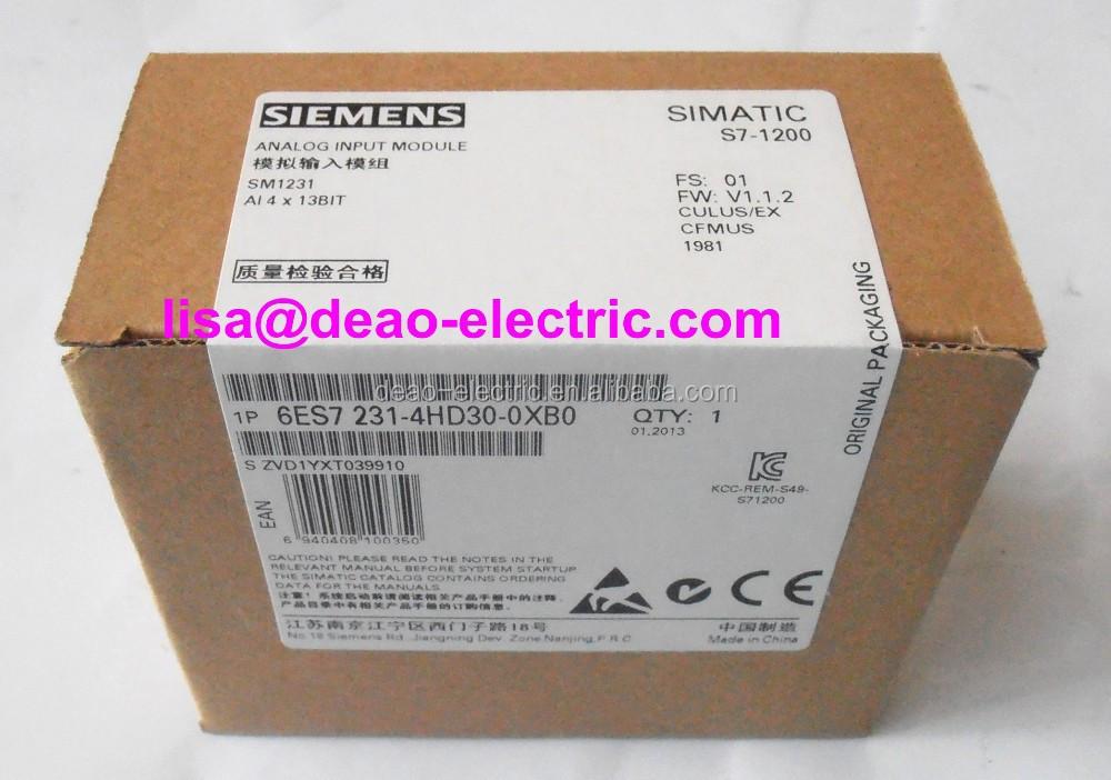 6es7231- 4hd30- 0xb0シーメンスs7-200plc価格表-その他電装品問屋・仕入れ・卸・卸売り