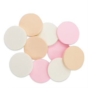 Factory Supply Washable Colorful Makeup Foundation Baby Powder Puff