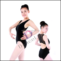 A2083 New Mesh Back Sex Leotard ballet dance leotard adult leotards