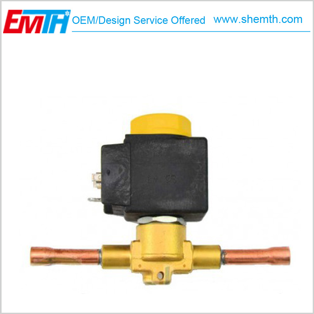 Quality miniature solenoid valve with warranty made in China