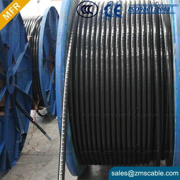 Electric Soil Heating Cable : Electric heating element uv resistant mm heat