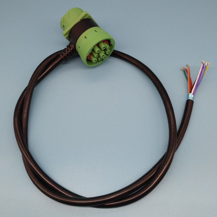 J1939 Green Connector, J1939 Green Connector Suppliers and ...