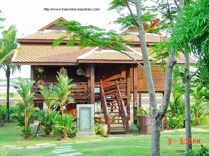 Thailand Wooden House Manufacturers And Suppliers On Alibaba