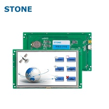 Top brand 7 inch tft <span class=keywords><strong>lcd</strong></span> touch screen module heeft componenten en software