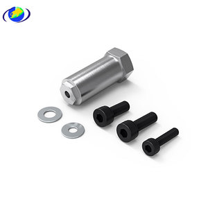 CNC Machined Precision Prototype Anodized Aluminum Automotive Spare Part