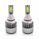 COB C6 LED Headlight Bulb C6 LED Headlamp 9005 HB3 6000K Led Head Lamp 72W 7600LM Led Light Lamp