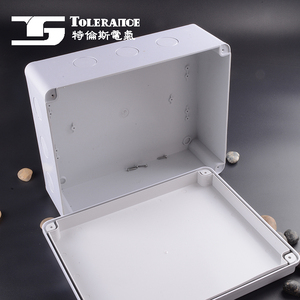 Customized high quality weatherproof electric cableunction 150*110*70 ABS plastic box for electronics