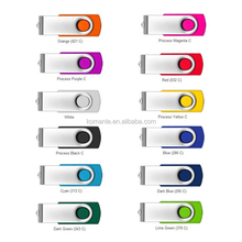 China Manufacturer High Quality Pen drives, Colorful Plastic Swivel Bulk 1GB USB Flash Drives