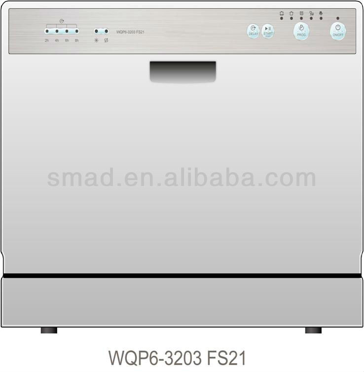 SAA/MEPS/WELS portable homeuse dishwasher to Australia