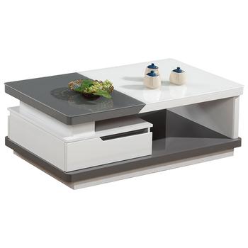 Design Moderne Table Basse En Verre Salon Table Basse En Verre
