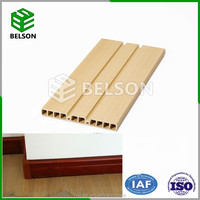 China Replacement Base WPC Skirting Board Radiator Covers