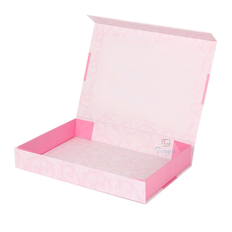 Pink pretty boxes for christmas gift