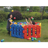 Kids games for plastic fence ball pool for kids