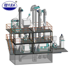YUDA animal feed mill plant