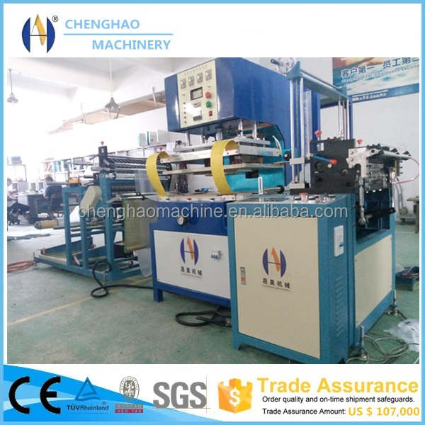 Automatic 10KW High Frequency Welding Machine for Plastic Bag Welding