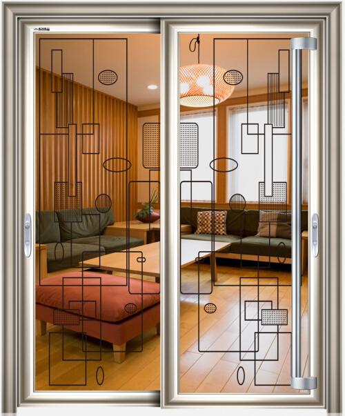 Sliding Door Frosted Glassexterior Sliding Glass Doorone Way Glass