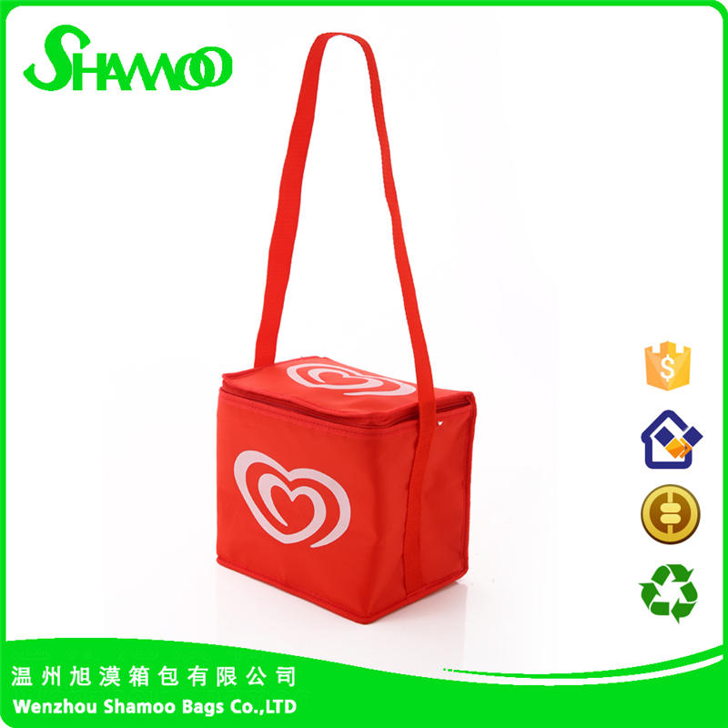 promotional lunch bag bulk wholesale with long strap
