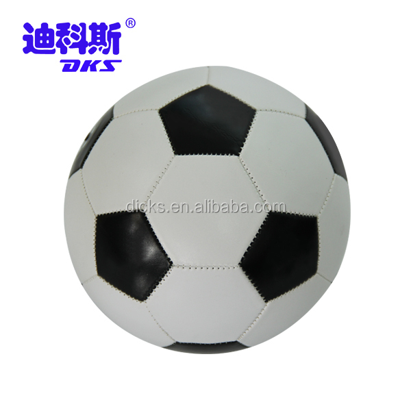 DKS PVC thermal bonded soccer ball laminated