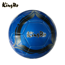 Blue customized size cool football