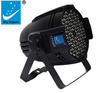 Big Dipper lpc007 led 54*3 RGB 3 IN 1 par light Dj light