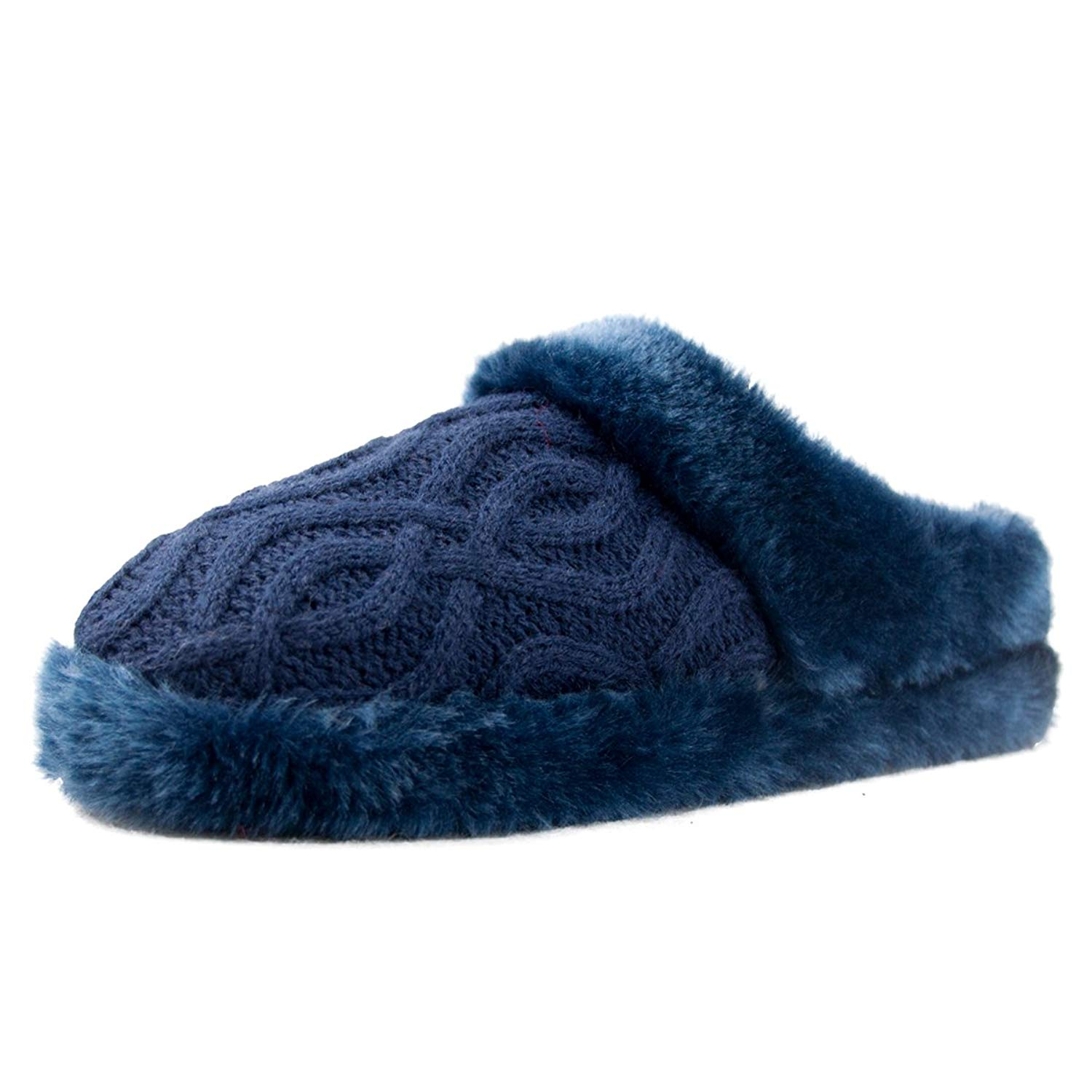 cf2e7162276 Get Quotations · Leve Fuzzy Slippers