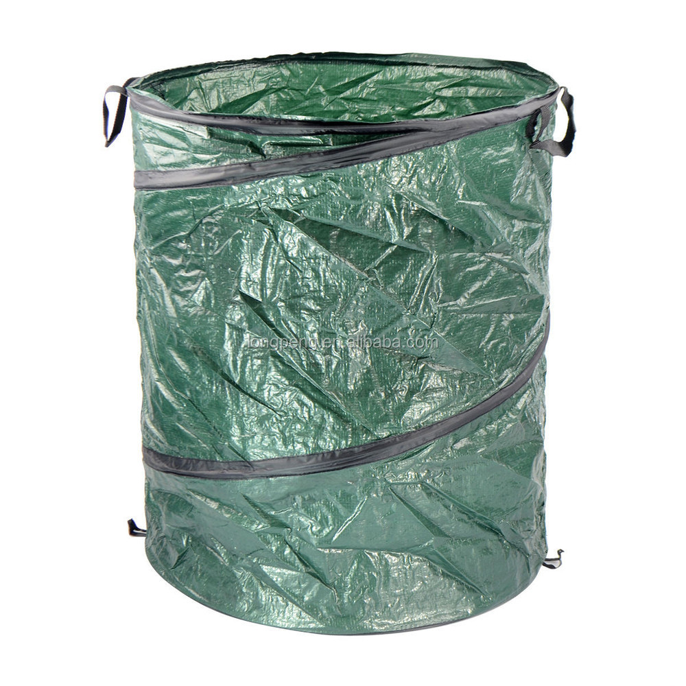HEAVY DUTY BIN TRASH HOLDER REFUSE WASTE SACK HOLDER FOR COMMERCIAL KITCHENS